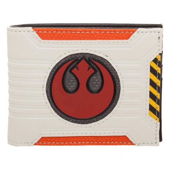 Star Wars Rebel Wallet Star Wars Accessory Star Wars Wallet - Star Wars BiFold Wallet Star Wars Gift
