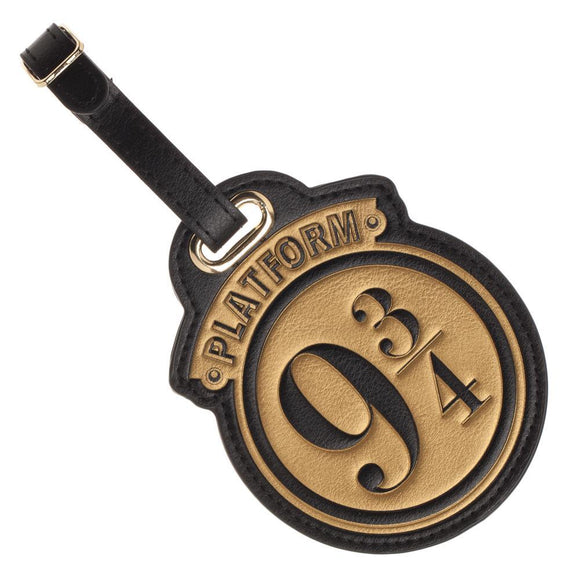 Harry Potter Platform Nine And Three Quarters Luggage Tag