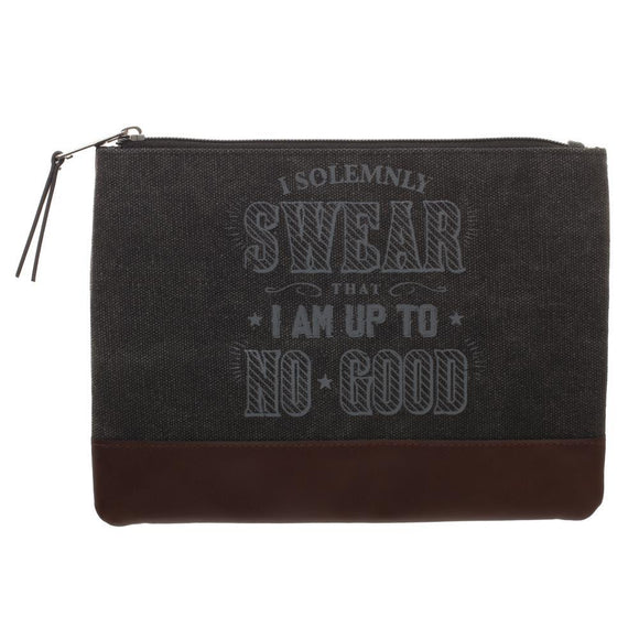 I Solemnly Swear That I Am Up To No Good Marauders Map Pencil Case