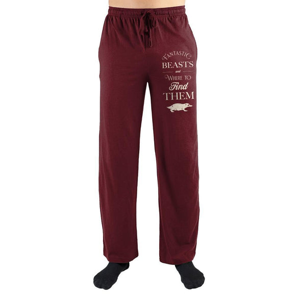 Fantastic Beasts Sleep Pants