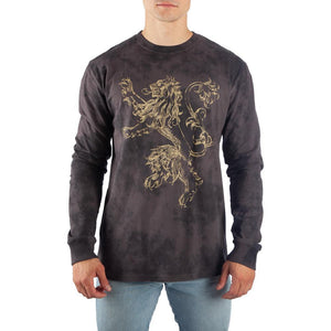 Game of Thrones Long Sleeve Lannister T-Shirt