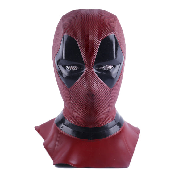 Deadpool 2 High Quality Latex Mask