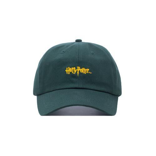 Premium Embroidered Harry Potter Dad Hat - Baseball Cap with Adjustable Closure