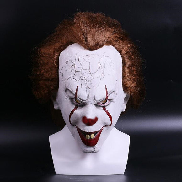 Stephen King's It | Pennywise The Clown Halloween Mask