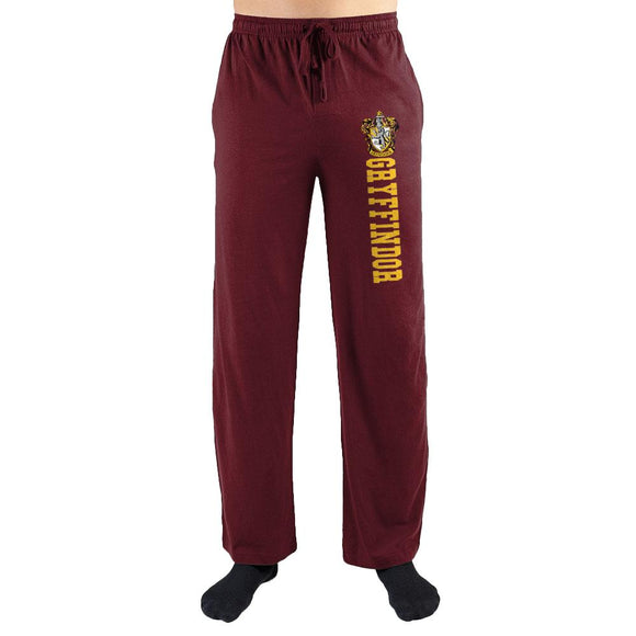 Gryffindor House Crest Men's Lounge Pants