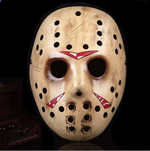 Jason Voorhees Original Resin Mask | Friday the 13th Halloween Costume