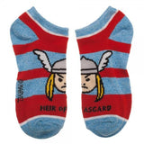 Thor Youth Ankle Socks 3 Pack