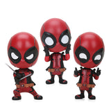 Mini Deadpool Bobble-Head | Lil' Wade
