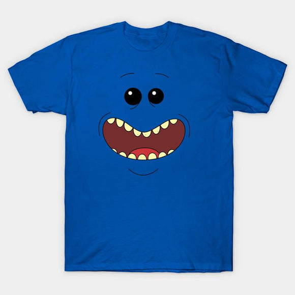 Mr.Meeseeks, Rick and Morty T-shirt