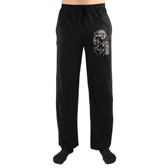Thanos Marvel Avengers Sweatpants