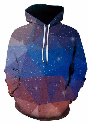 MOLETOM ABSTRACT STARS UNISEX