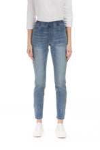 Load image into Gallery viewer, Charlie B Pull On Tencel Jeans Style: C5125/991A