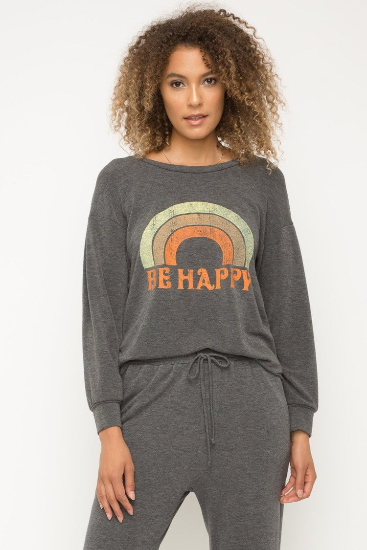 Mystree Be Happy Lounge Top