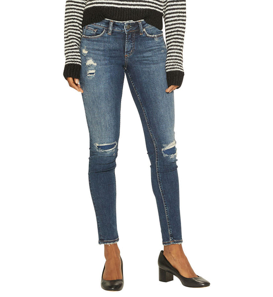 SILVER JEANS SUKI SKINNY STYLE L93023SSX343