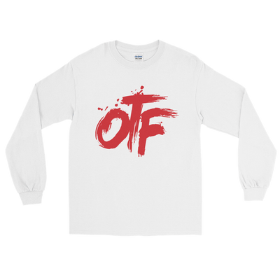 Classic OTF (Red) Long Sleeve T-Shirt