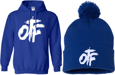Lil Durk - Flash Sale Friday - Limited Edition Blue OTF Bundle - OTF