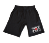 Lil Durk - FMLY FRST Shorts (Black - White Ink) - OTF