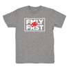 Lil Durk - FMLY FRST Tshirt (Heather Grey - White Ink) - OTF