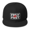 Lil Durk - FMLY FRST (White/Red) Wool Blend Snapback - OTF