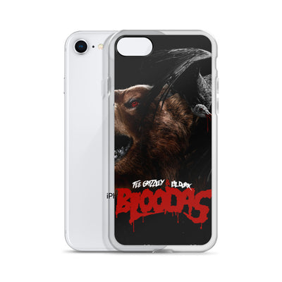 Lil Durk - Bloodas iPhone Case - OTF