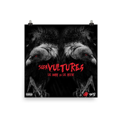 Supa Vultures Poster