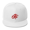 Classic OTF (Red) Wool Blend Snapback