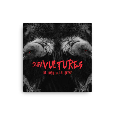 Lil Durk - Supa Vultures Canvas - OTF