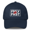 Lil Durk - FMLY FRST (White) Classic Dad Cap - OTF