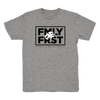 Lil Durk - FMLY FRST Tshirt (Heather Grey - Black Ink) - OTF