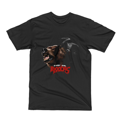 Lil Durk - Bloodas Cotton T-Shirt - OTF
