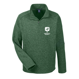 P2 Quarter-Zip Fleece Sweater