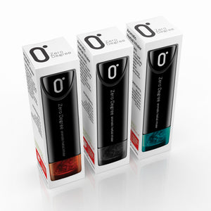 ZERO DEGREE: Aromtic Herbal Inhaler - Set 3 Colors - ZERO DEGREE