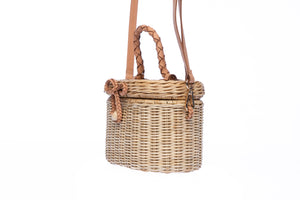 Camille Rattan Shoulder bag