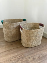 Load image into Gallery viewer, Ivy Oval Storage Set of 2
