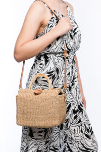 Sustainable Nina Shoulder Bag