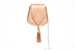 Bronze Glory shoulder bag