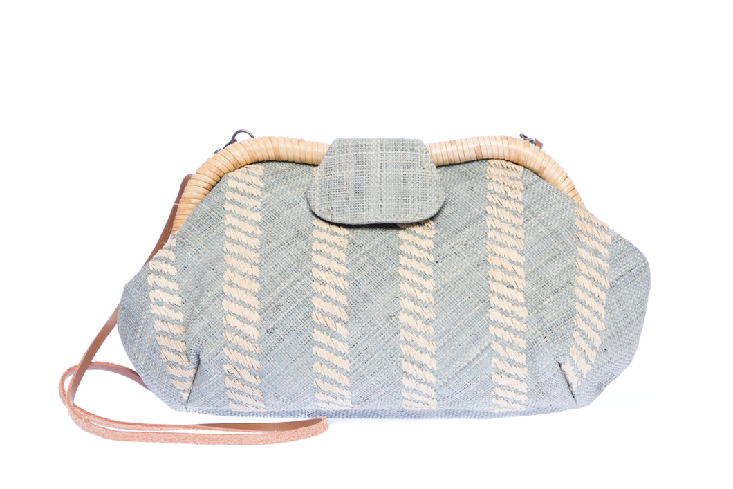 Grey Skye Signature clutch