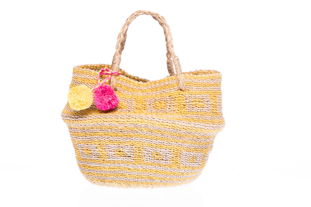 Gina foldable mini basket (Vegan)