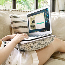 Load image into Gallery viewer, Hazel Inabel Laptop Pillow