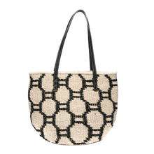Load image into Gallery viewer, Beehive Handwoven Abaca Tote Bag