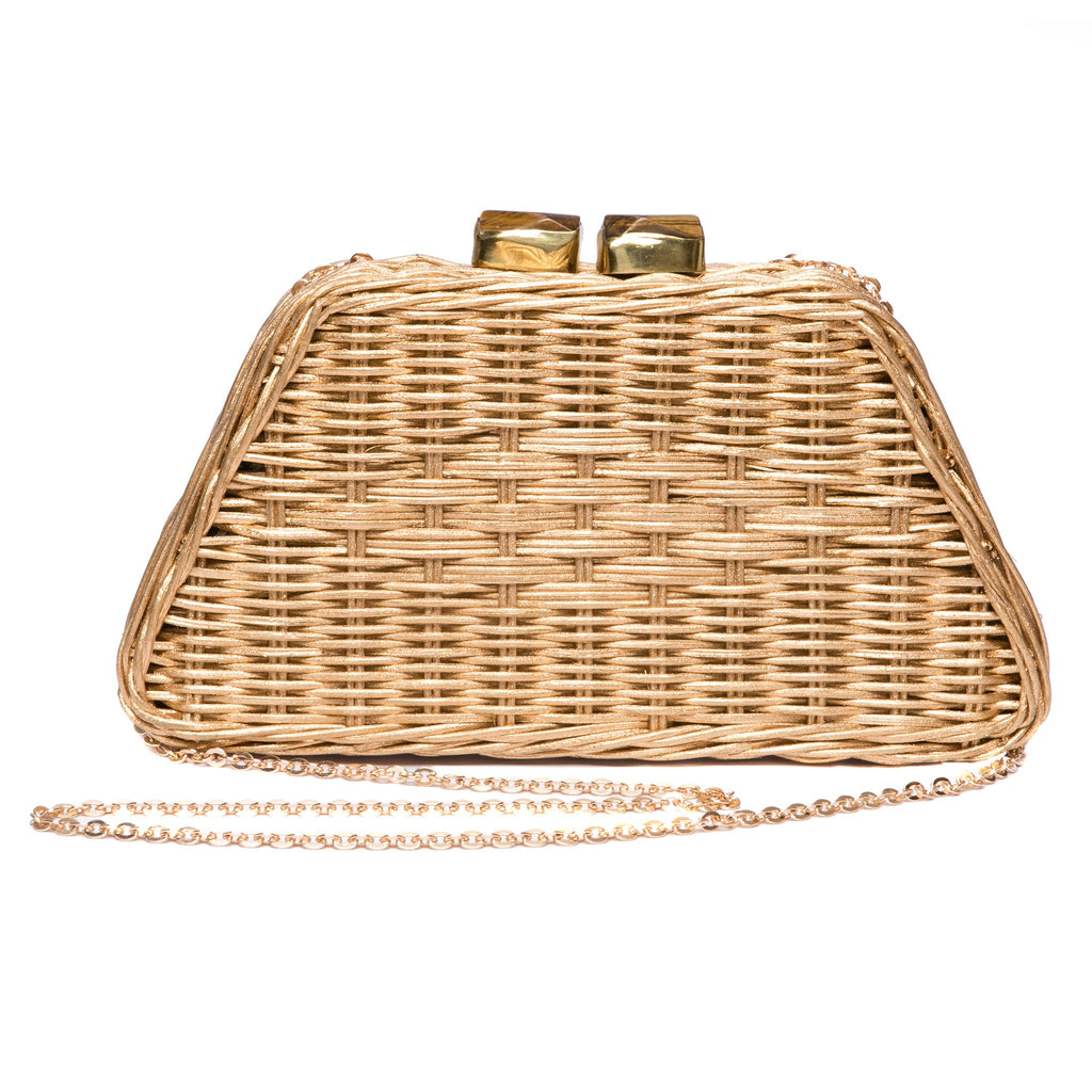 Golden Plateau Wicker