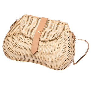 Wind Chaser Wicker Saddle