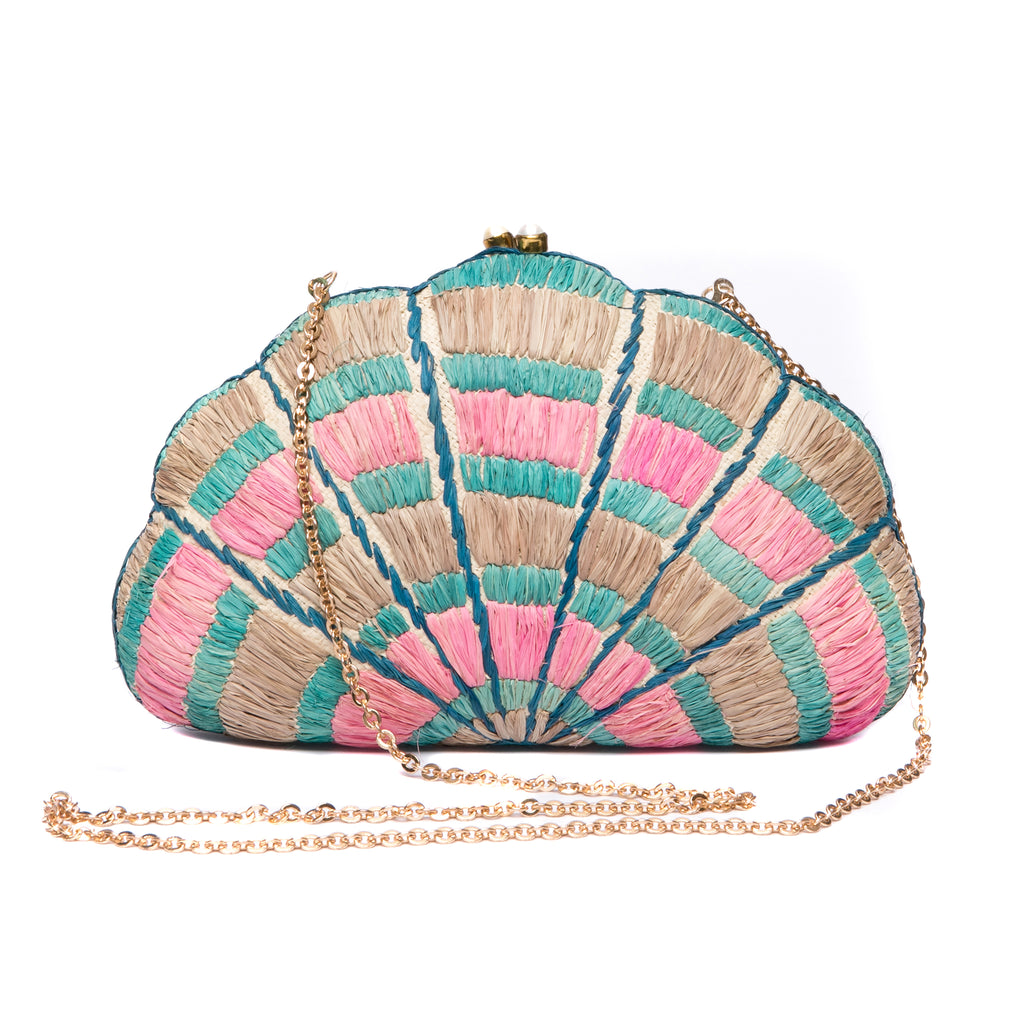 Seashell Karuna Clutch
