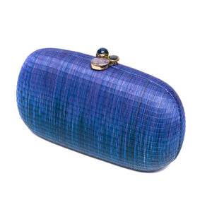 Still Waters Oval Clutch