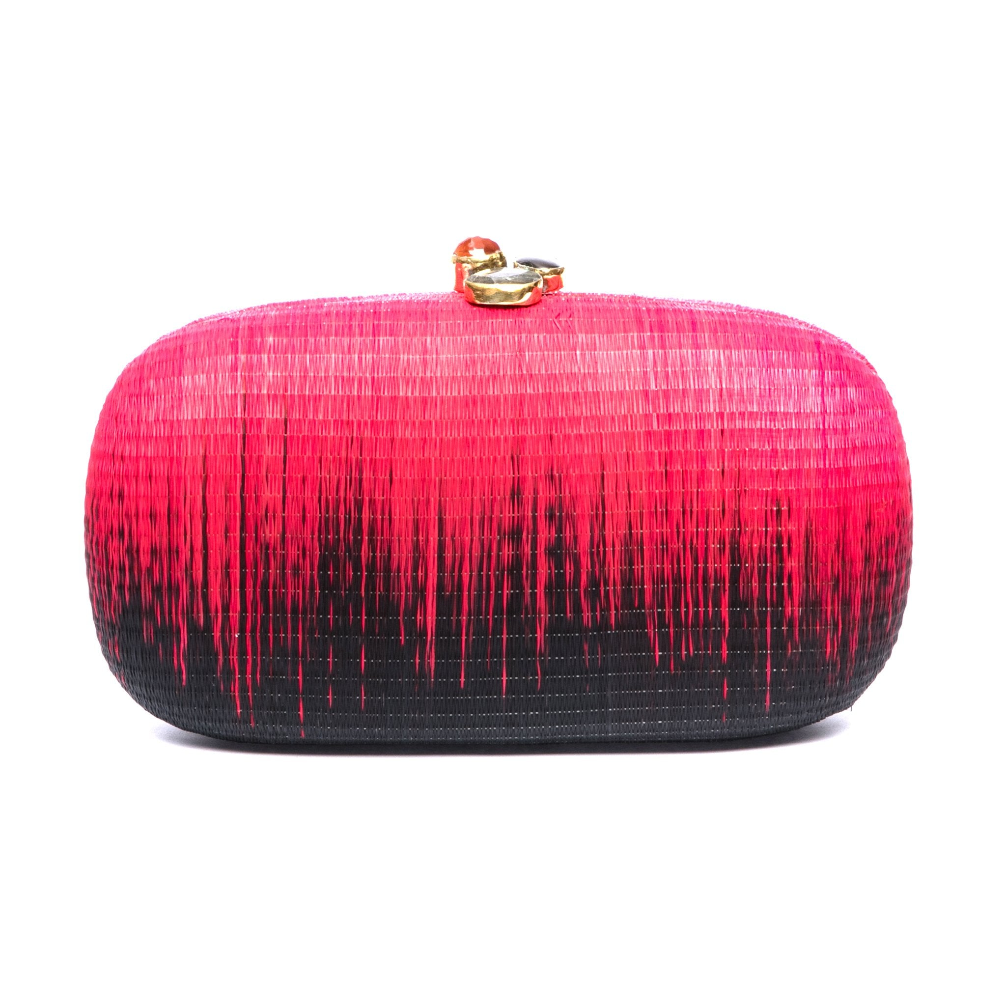 Horizon Oval Clutch