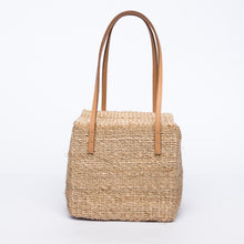 Load image into Gallery viewer, Dolly Cube Handbag Natural