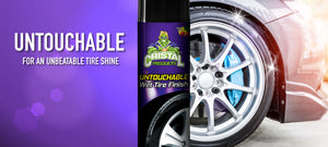 Untouchable Wet Tire Finish Dressing