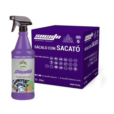 THE BOX: Sacato Cleaner & Degreaser