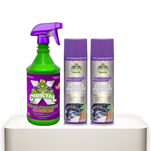 Multi-Purpose Cleaner Kit