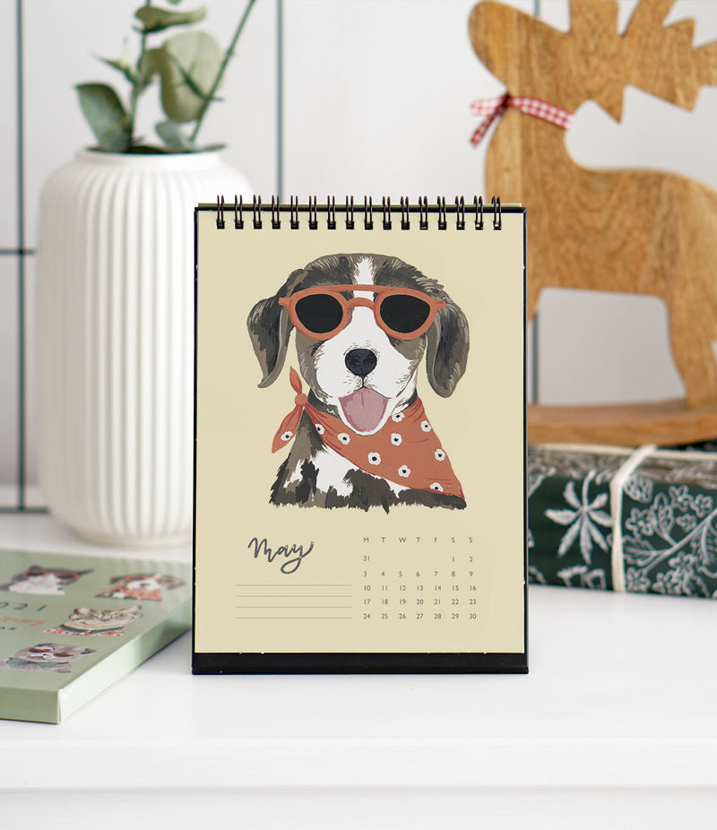 2020 Wall Calendar - TheInkBucketstore